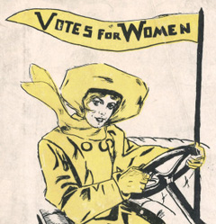 Women's Suffrage in Iowa